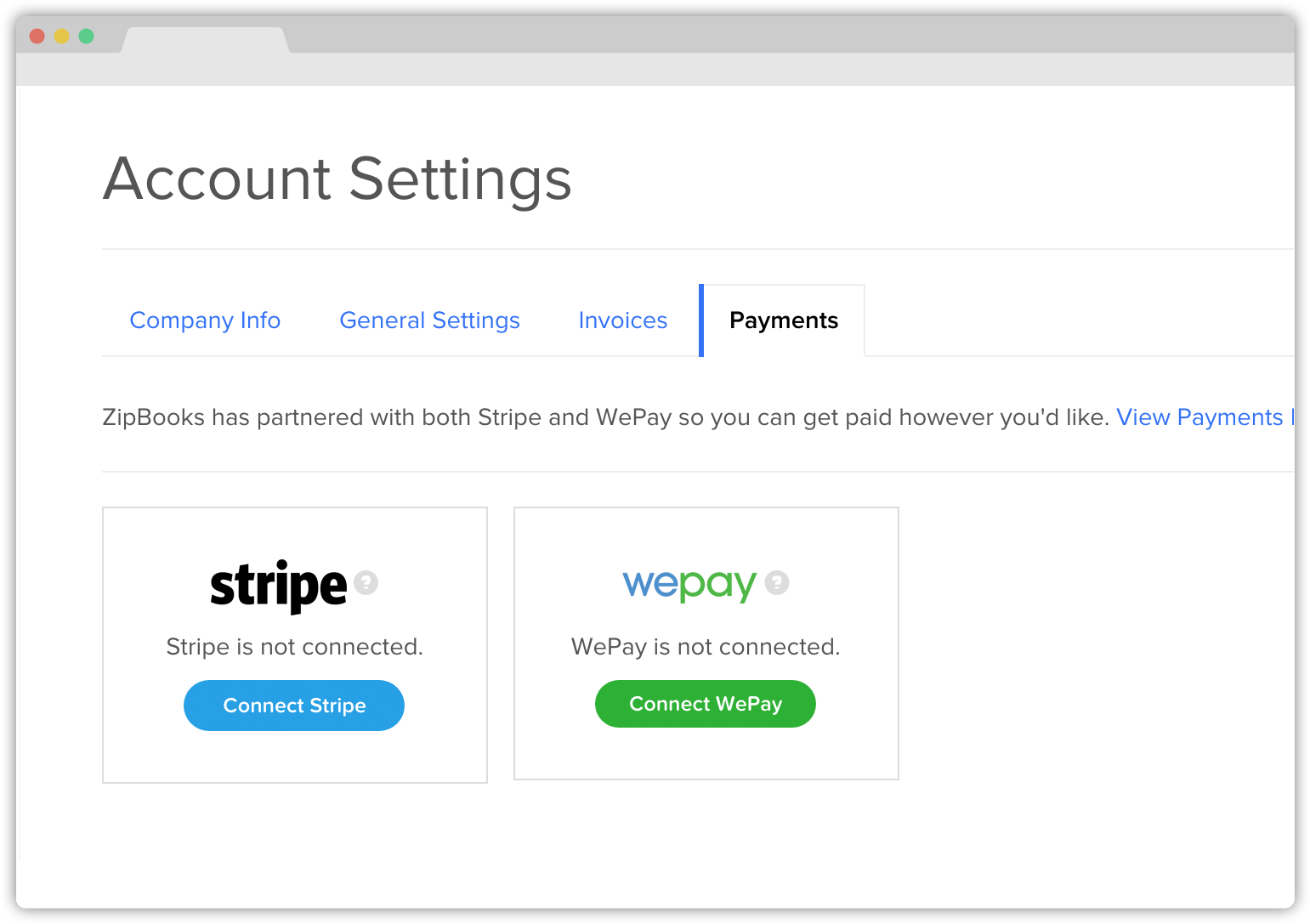 Product update: Stripe payment integration
