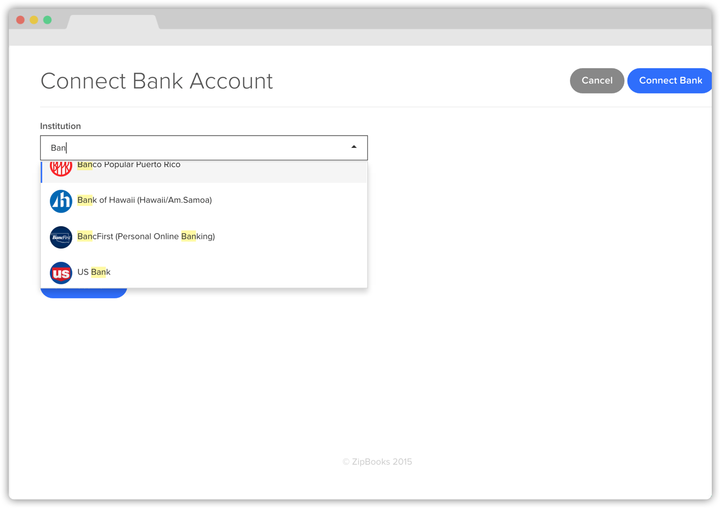 Product update: Bank integration, accounting reports & Google Drive 2.0