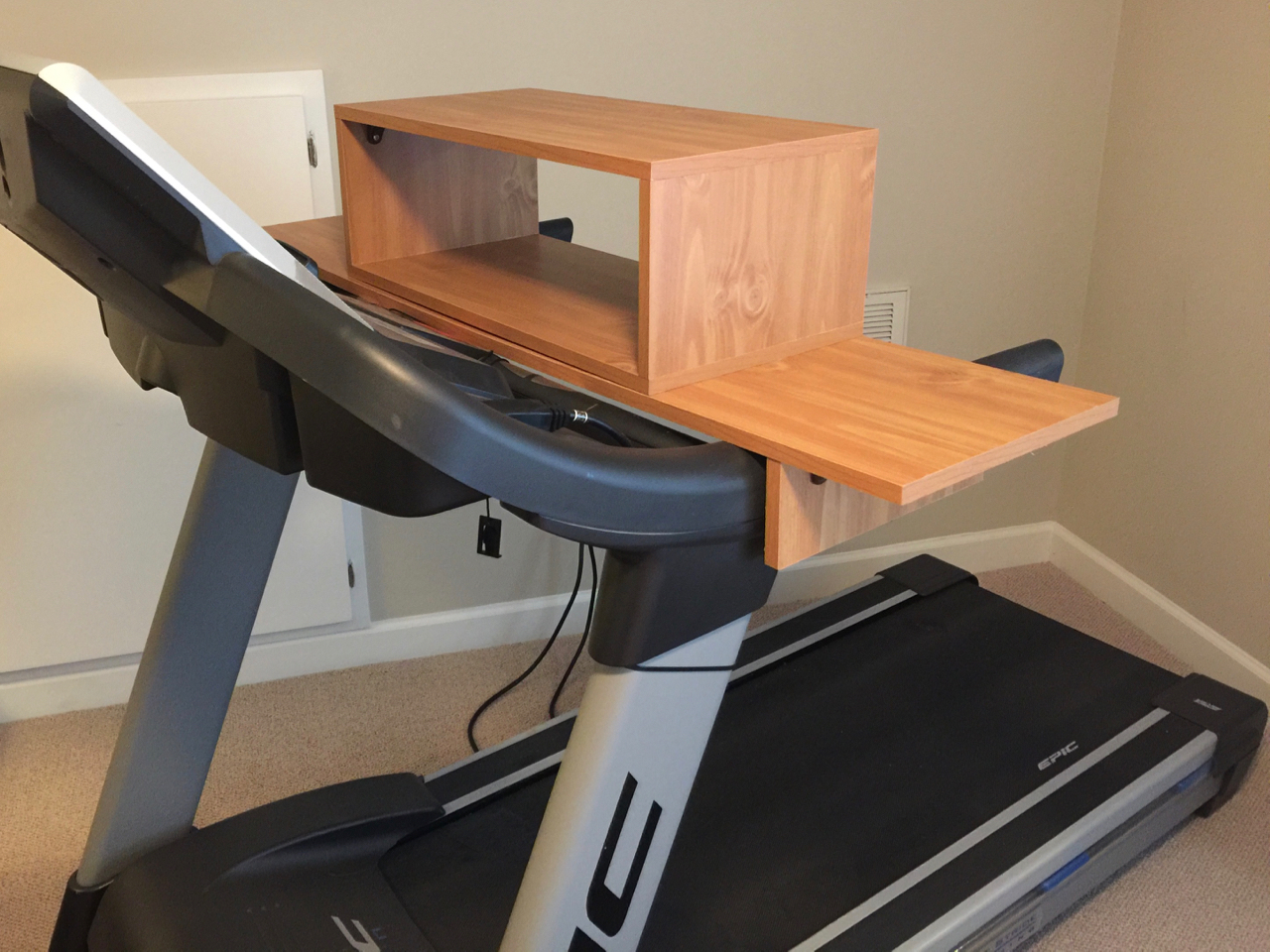 How to hack a walking desk