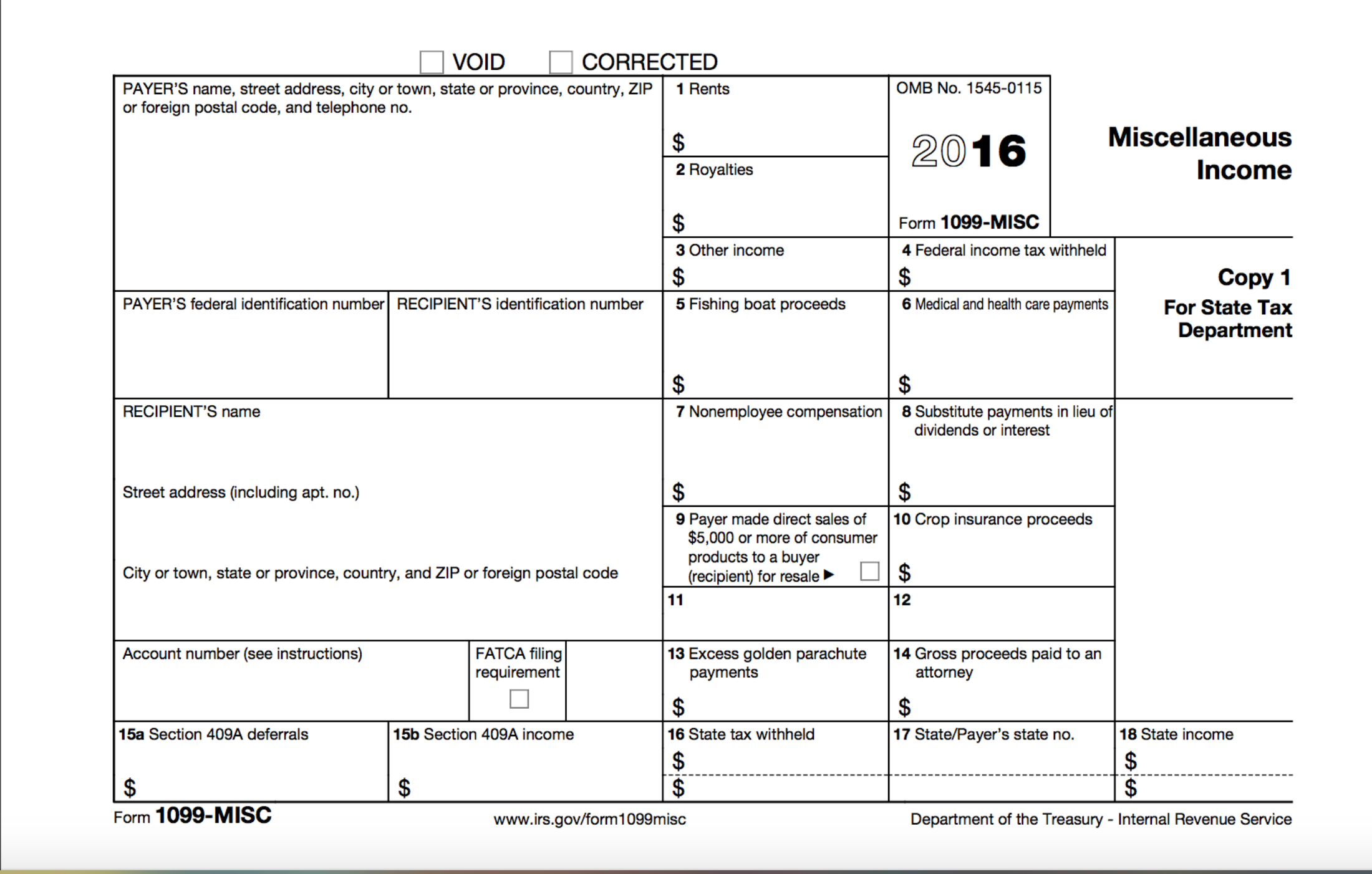 1099-MISC tax form DIY guide | ZipBooks Blog