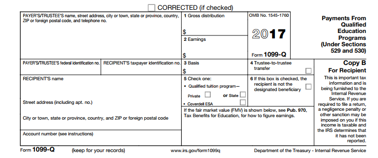 What Is Irs Form 1099 Q Zipbooks