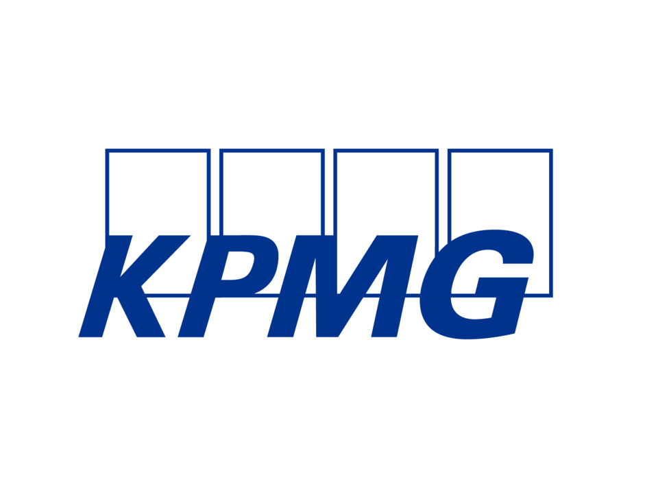 kpmg accounting logo