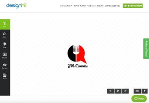 Design Hill logo design