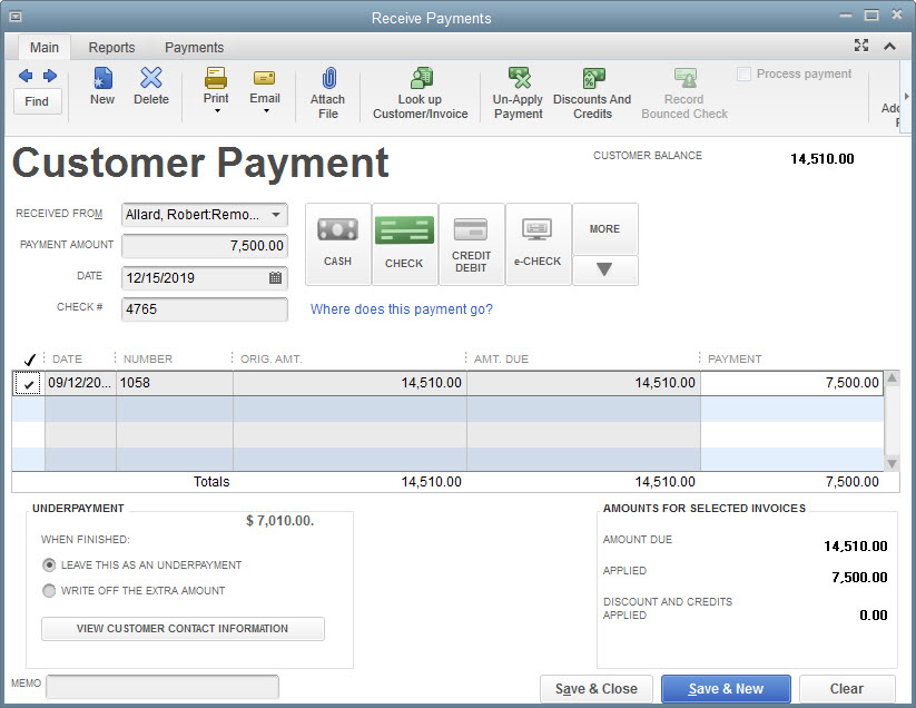 QuickBooks Payments Review