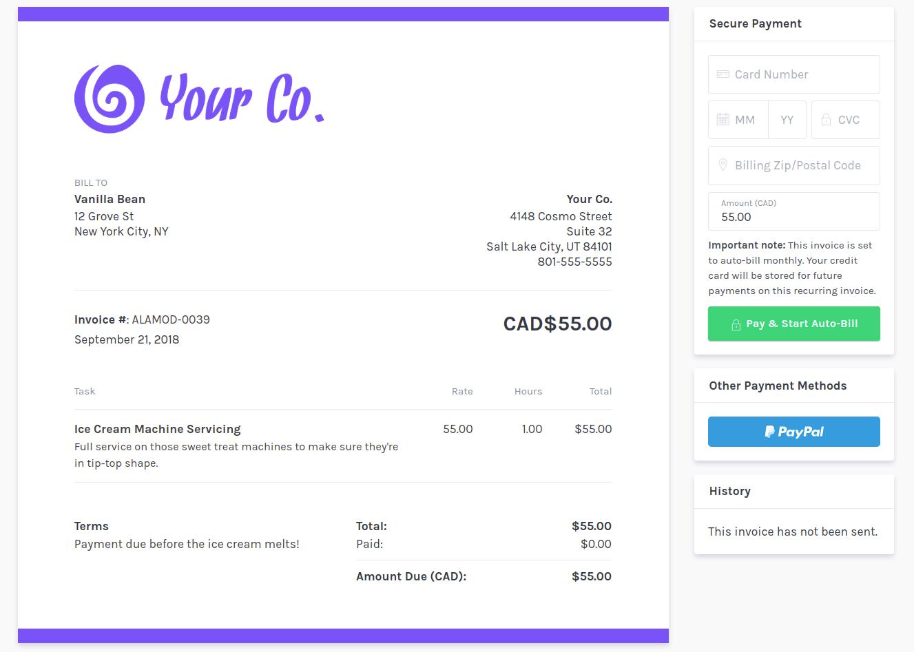 ZipBooks vs QuickBooks Payments