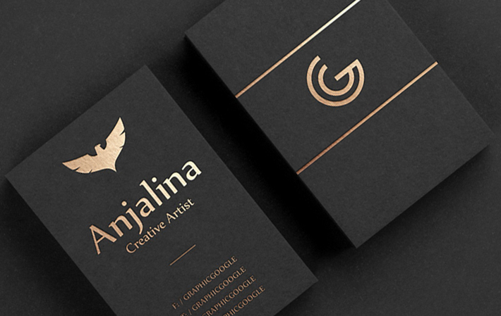 6 Business Card Design Best Practices With Inspiration Examples Zipbooks